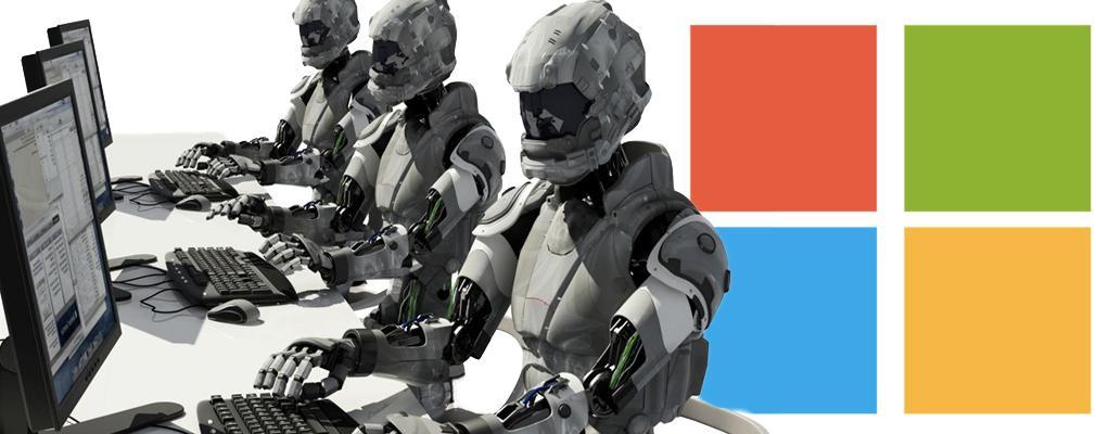 Microsoft vai substituir jornalistas por Inteligência Artificial