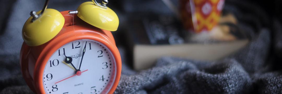O melhor som de alarme para te acordar