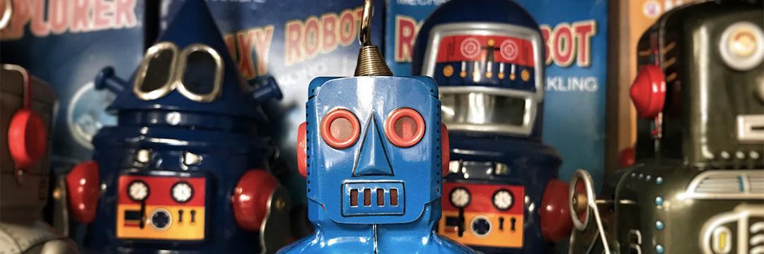 Carona Moderna – Os robôs estão chegando