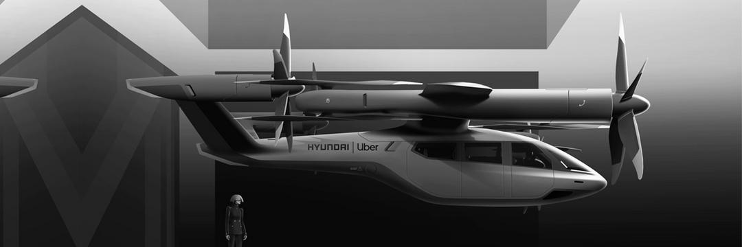 Hyundai e Uber esperam lançar carros voadores até 2028