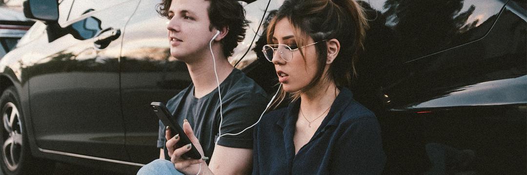 Serviços de streaming de música crescem em todo o mundo