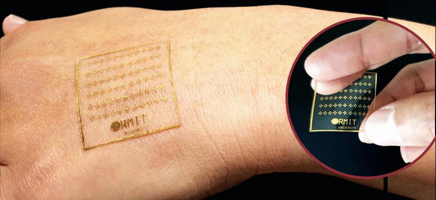 Cientistas criam pele eletrônica capaz de sentir dor