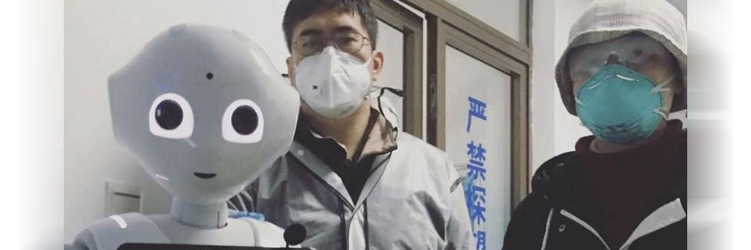 Robô humanoide interage com doentes e reduz desgaste médico
