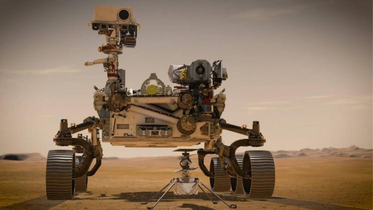 A NASA extrai oxigênio respirável em Marte pela primeira vez na história