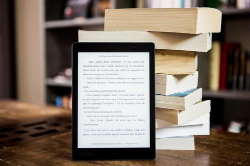 E-Book VS Livro impresso