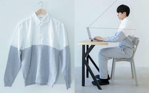 Home Office: empresa cria pijama para videoconferências