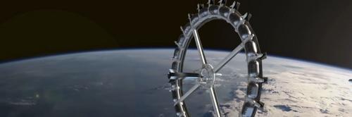 Hotel espacial com gravidade artificial entrará em orbita em 2025