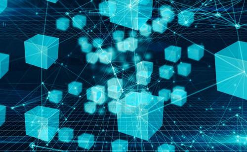 Explosão de transações diárias de Blockchain