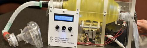 MIT desenvolve ventilador barato para ajudar no tratamento da Covid-19