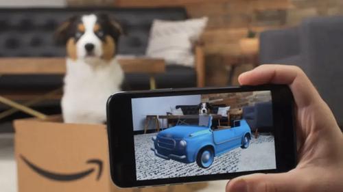 Realidade Aumentada: Amazon transforma suas caixas em experiências interativas