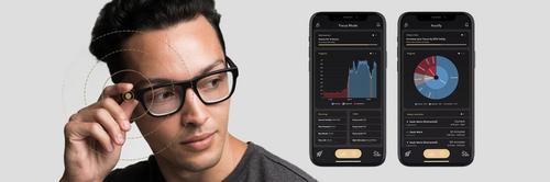 Óculos com Inteligência Artificial ajudam a evitar a procrastinação