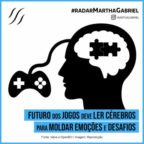Futuro dos jogos deve ler cérebros para moldar emoções e desafios
