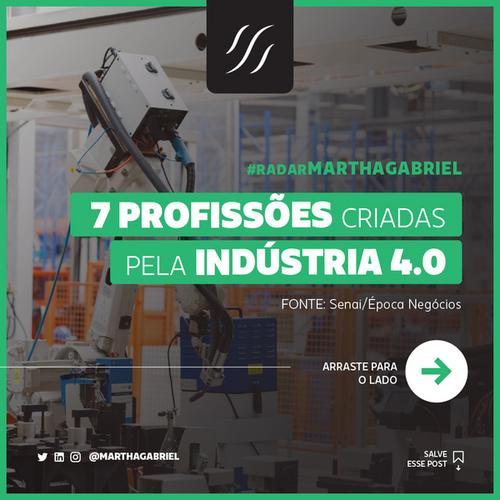 7 profissões criadas pela Indústria 4.0