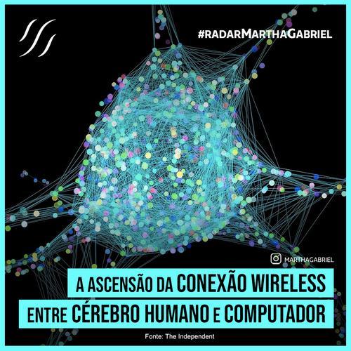 A ascensão da conexão wireless entre cérebro humano e computador