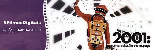 1968 - 2001: uma odisséia no espaço